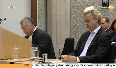 Geert Wilders tweets