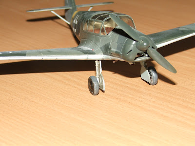1/48 Eduard's Messerscmitt Bf-108
