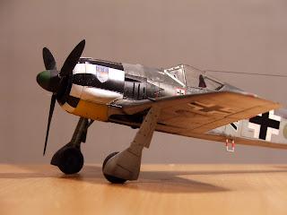 fw-190 A-4 Tamiya