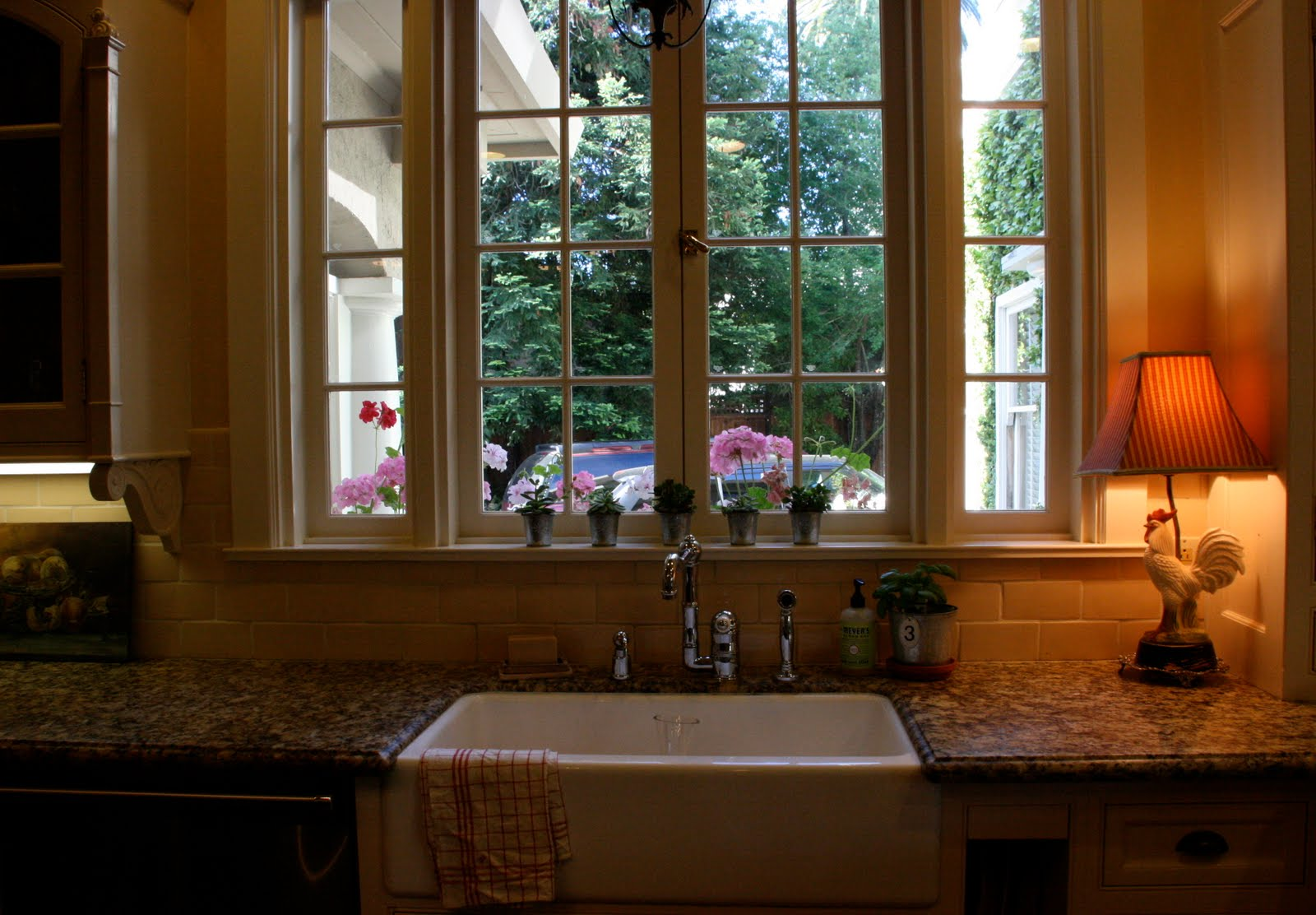when the countertops were replaced i had this farmhouse sink installed i still love it: sink windows window love