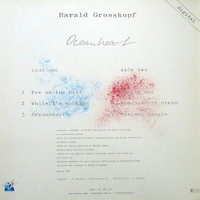 Cover Album of Grosskopf's grosses Herz des Ozeans