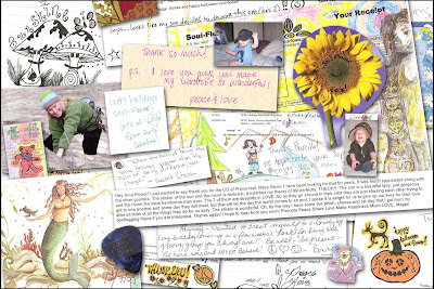 notes collage 1 - Our Awesome Customers!