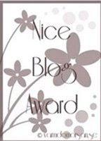 Nice Blog Award.....