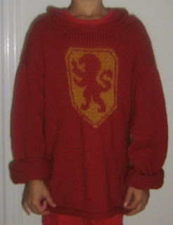 RON WEASLEY SWEATER PATTERN CROCHET   Free Crochet Patterns