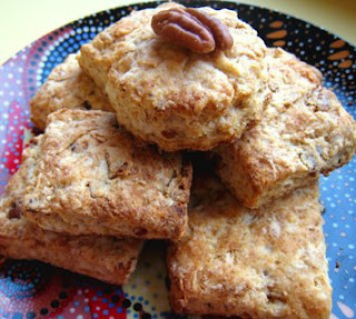 pecan sour cream biscuits pg 25 these take no time at all to whip up ...