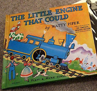 little engine that could book
