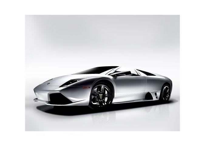 Lamborghini Embolado - Vector