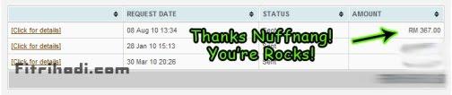 earn more nuffnang prove