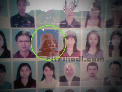 gambar passport darth vader