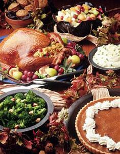 Thanksgiving Feast At The Arrowhead Inn Durham Arrowhead Inn