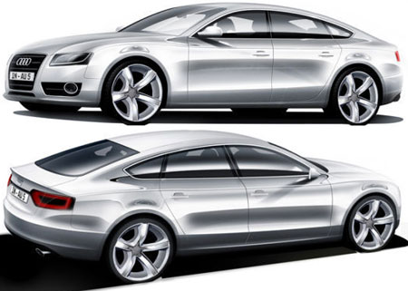 Cars Wallpaper Audi A  Sportsback
