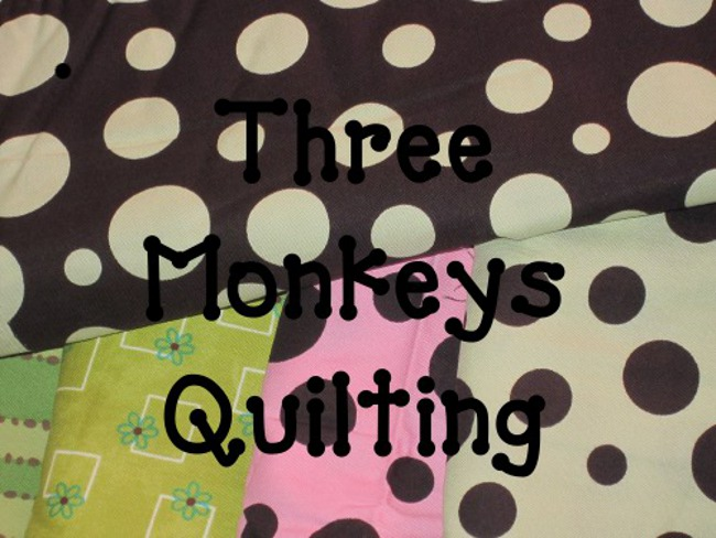 Three Monkeys Quilting