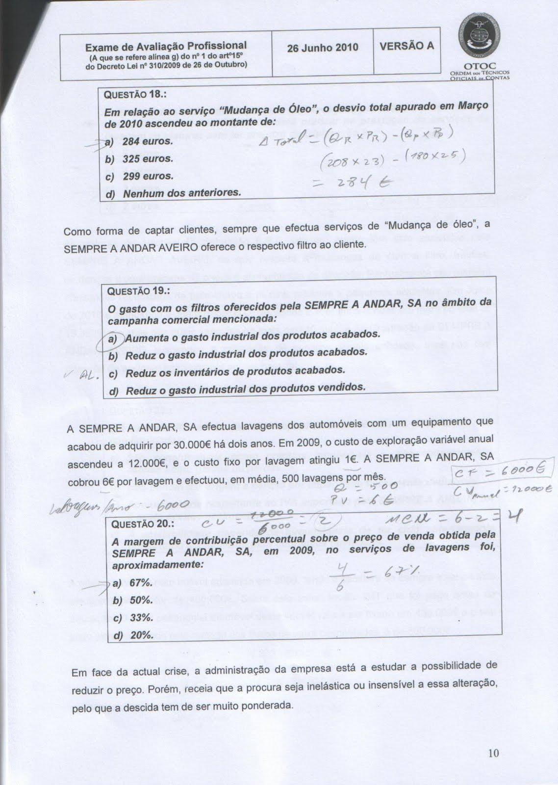 Tc exame