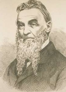 Portrait of Dr. Robert Nelson