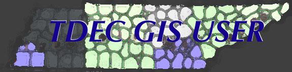 TDEC GIS User