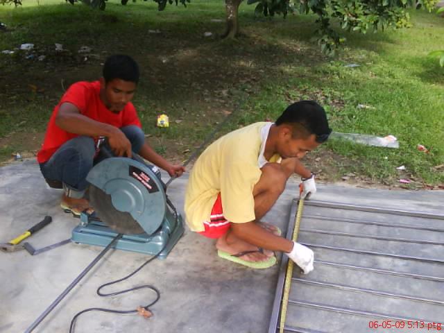 Kimpalan (welding)