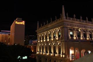 View from the Venetian Casino