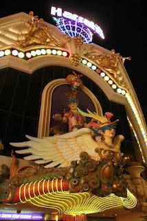 Harrah's Casino Entrance