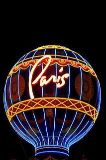 Paris Neon Sign