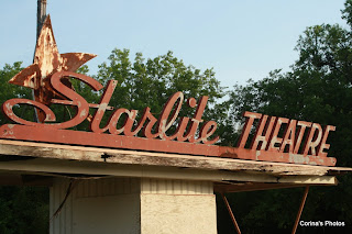 Starlite Drive-In Theater Sign, Schertz TX