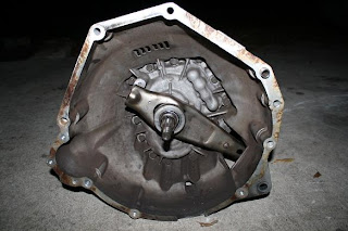2002 Ford Mustang GT Transmission Photo