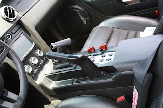 Mustang Center Console