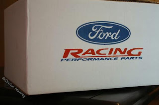 Ford Racing Shipping Box Finally Here!