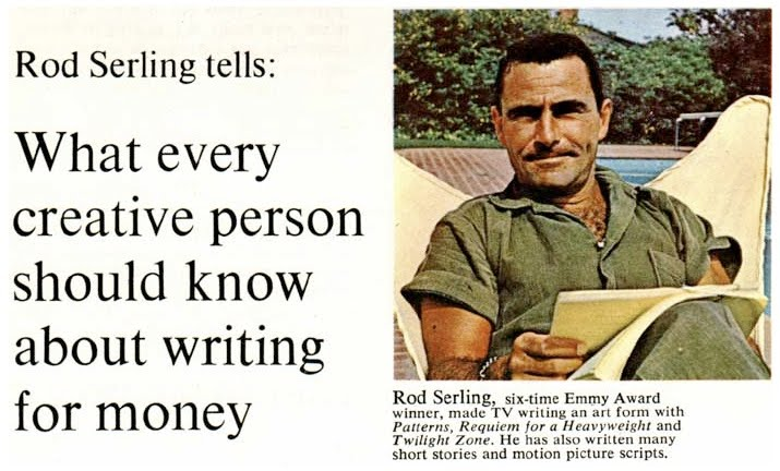 Creative writing for money