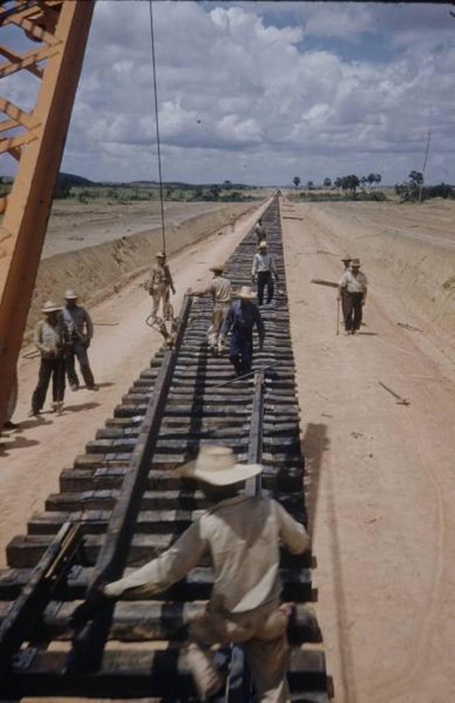 Ferrocarril Piar- Puerto Ordaz