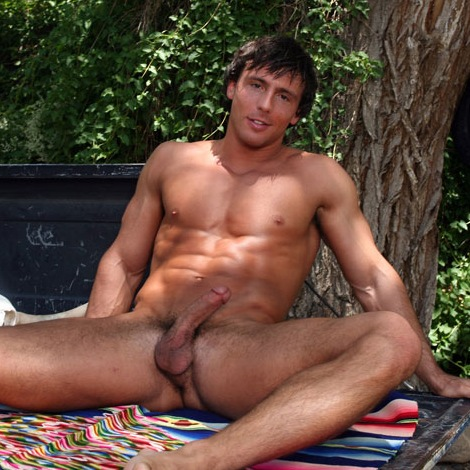 Hung playgirl hot men