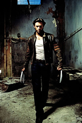 Hugh Jackman as Logan aka Wolverine - Wolverine Movie