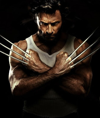 HUGH JACKMAN IS WOLVERINE!