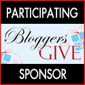 We are a Proud Participating Sponsor for Bloggers Give