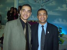 Meu amigo particular Ev.Isaac Souza