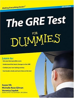 GRE Test For Dummies Ebook PDF Download Review