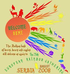 Για την Ευρωπαική συνάντηση της Οικογένειας του Ουράνιου Τόξου