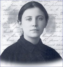 Our single laywoman patroness - St Gemma Galgani