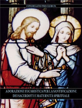 Adoration, Reparation, Spiritual Motherhood for Priests Booklet