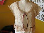 Vestita - Cream & Bling