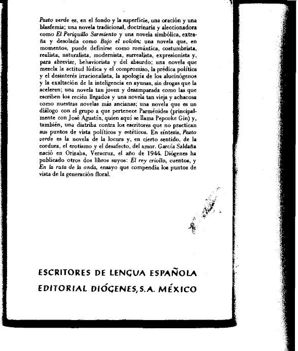 Contraportada segunda edición