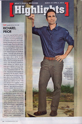 TV Guide Scan - 22nd March 2010