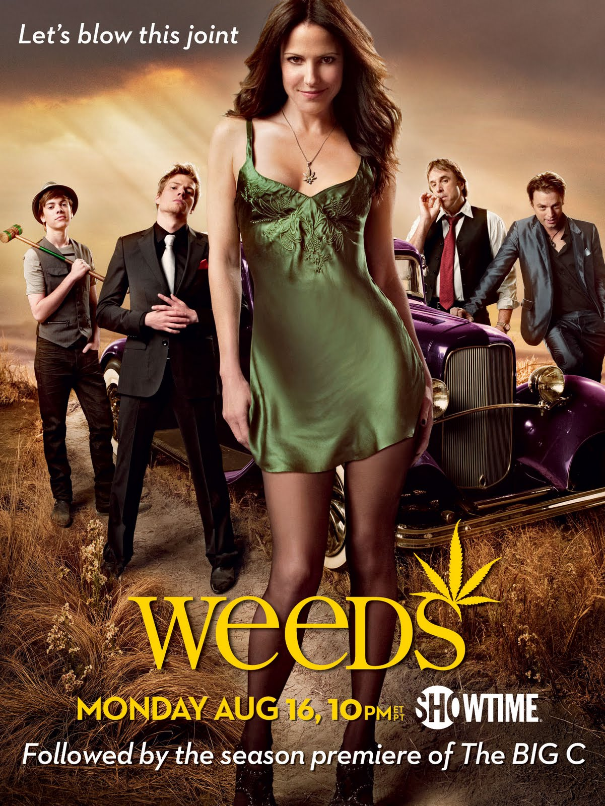 Watch Weeds Online - Watch TV Shows Online Free - tvDuck.com
