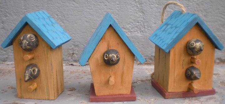 [bird+houses+together]