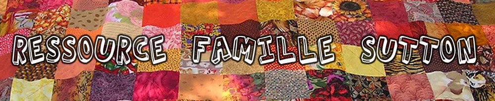 Ressource Famille Sutton