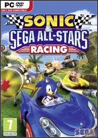 Sonic Sega All Stars Racing Free PC Games Download
