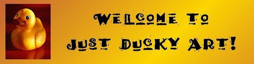 Just Ducky Art