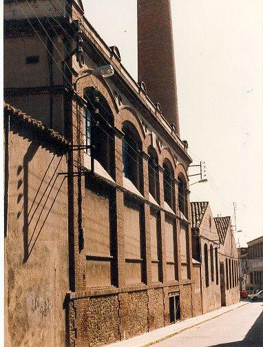 Edificio de la sala de máquina de vapor Buxeda_Vell