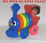 """Premio """"Me subi al Tren Bala"""""""