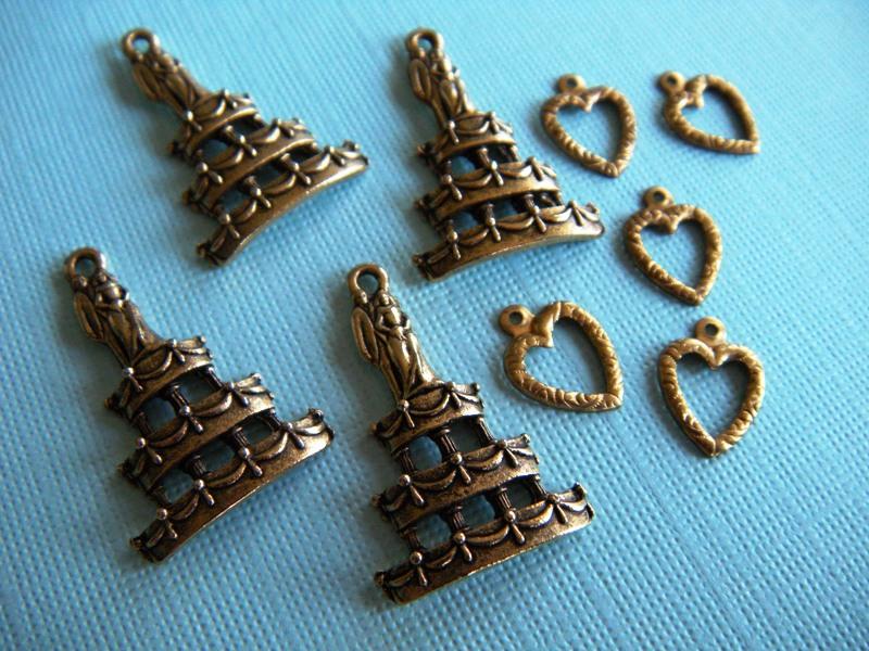 Wedding Favor Charms Tags : Weddings by Susan: Wedding Supplies - Charms and Favor Tags