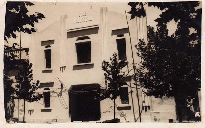 el Club Concordia en sus primeros años